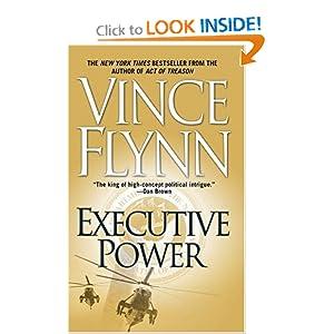 Executive Power (Mitch Rapp )