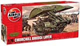 Airfix A04301 Churchill Bridge Layer 1:76 Scale Series 4 Plastic Model Kit by Airfix World War II Military Vehicles & Dioramas