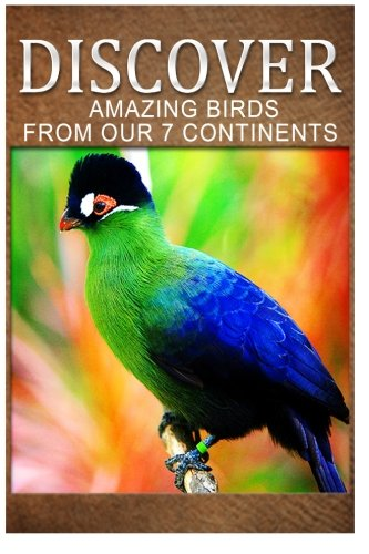 Amazing Birds From Our 7 Continents - Discover: Early reader's wildlife photography book
