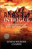 img - for Anasazi Intrigue: The Adventures of John and Julia Evans book / textbook / text book