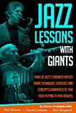 Jazz Lessons with Giants (English Edition)
