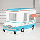 Rrss Kids Ice Cream Truck Play Tent (Multi-color)