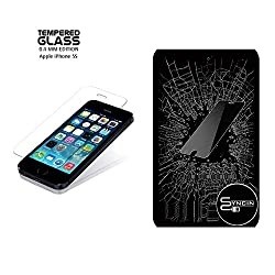 Syncin HD Tempered Glass Screen Protector iPhone 5, 5C, 5S