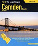 img - for ADC The Map People Camden County, New Jersey Street Atlas book / textbook / text book