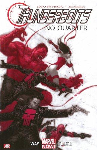 Thunderbolts - Volume 1: No Quarter