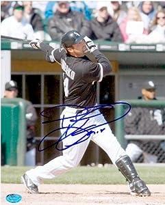 Paul Konerko autographed 8x10 photo (Chicago White Sox) IMAGE #2