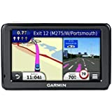 """Garmin nuvi 2445LMT 4.3"""" Sat Nav with UK and Western Europe Maps, Free Lifetime Map Updates and Free Lifetime Traffic Alerts (discontinued by manufacturer)"""