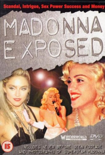 Madonna - Exposed [1993] [DVD]