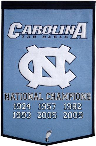 NCAA North Carolina Tar Heels Dynasty Banner Winning Streak Outdoor Flags autotags B000H27UOU