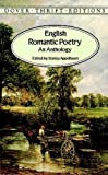 img - for English Romantic Poetry: An Anthology (Dover Thrift Editions) book / textbook / text book