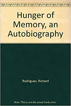 hunger of memory Mybooklibrarycom.