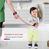 ABOGALE-Baby-Child-Anti-Lost-Safety-Velcro-Wrist-Link