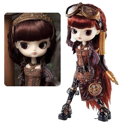 Pullip Dal Steampunk Ra Muw Doll