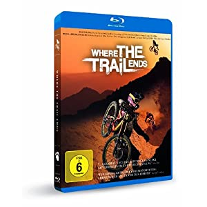 Where the Trail Ends [Blu-ray] [Import allemand]