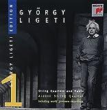 V1: Ligeti: String Quartets