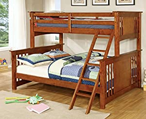Furniture of America Denny TwinXL Bunk Bed