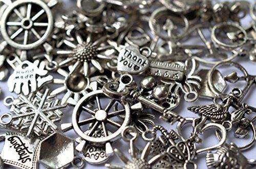 40g-mixed-charms-pendants-30g-antique-silver-colour20-40pcs-10g-antique-copper-colour10-15pcs