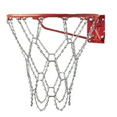 Buy Champion Sports Heavy-Duty Steel Chain Basketball Net by Champion Sports