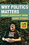 Why Politics Matters: Making Democracy Work