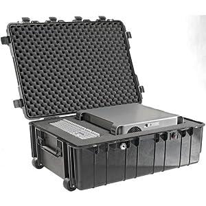Pelican Large Transport Case with 5-Piece Foam Set 1730-000-110 by Pelican
