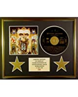 MICHAEL JACKSON/CADRE CD/EDITION LIMITEE/CERTIFICAT D'AUTHENTICITE/DANGEROUS