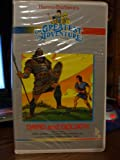 The Greatest Adventure Stories From the Bible. David and Goliath. Vhs.