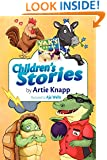 Yak's Corner: Children's Stories by Artie Knapp
