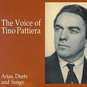 Voice of Tino Pattiera