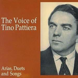 Voice of Tino Pattiera