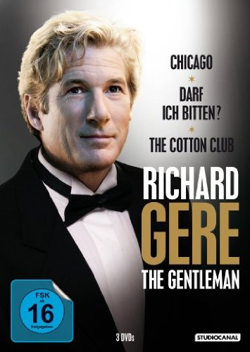 Richard Gere - The Gentleman [3 DVDs]