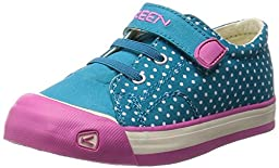 KEEN Coronado Print Shoe (Toddler/Little Kid),Capri Breeze/Dots,8 M US Toddler