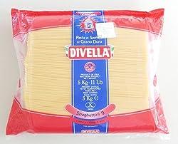 ディヴェッラ No.9 スパゲッティーニ 1.55mm 5kg