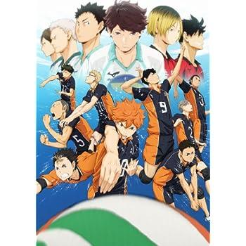 ハイキュー!! vol.1 初回生産限定版【イベント無料参加抽選応募券付き】 [Blu-ray]