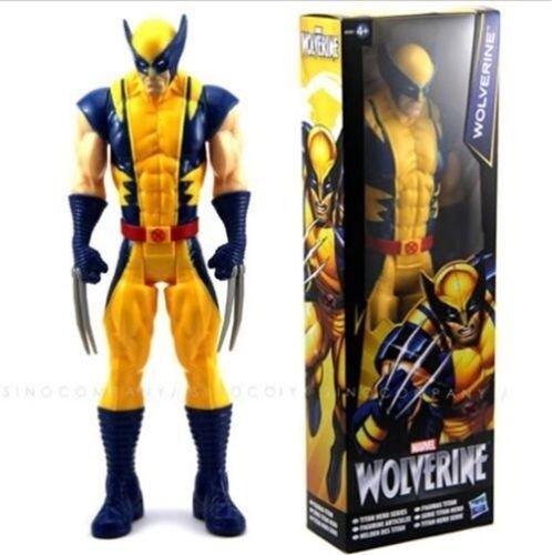 Nuovo X-men Wolverine Titan eroe serie figura Avenger 12 pollici figura di azione