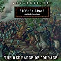 The Red Badge of Courage Audiobook by Stephen Crane Narrated by Anthony Heald