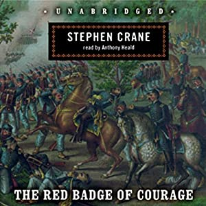 The Red Badge of Courage Hörbuch