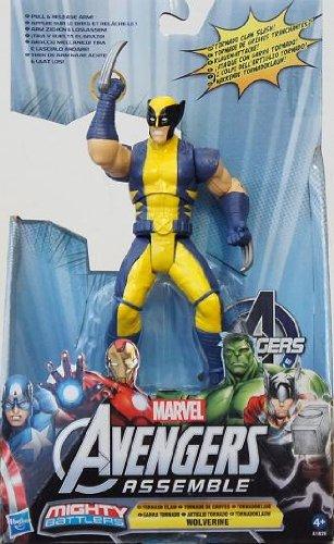Avengers A1826E270 Wolverine Artiglio Tornado Hasbro
