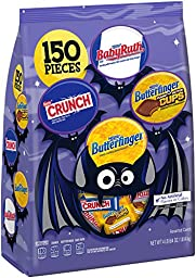 Nestle Assorted Halloween Chocolate Bag, 64 Ounce