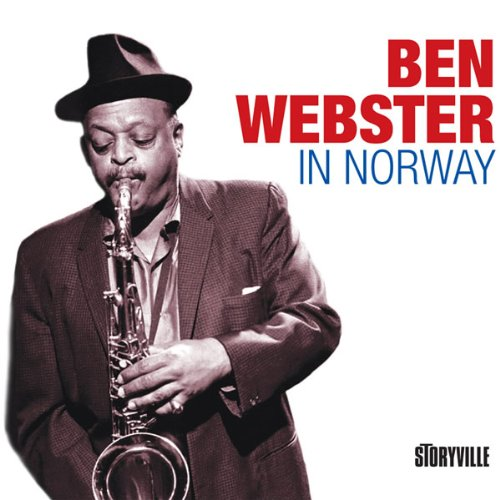 Ben Webster in Norway by Ben Webster