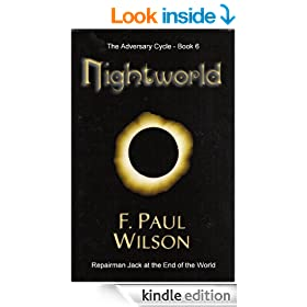 Nightworld (The Finale of Repairman Jack & Adversary Cycle)