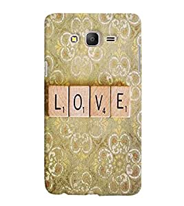 Samsung Galaxy ON 7 MULTICOLOR PRINTED BACK COVER FROM GADGET LOOKS