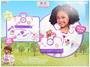 Just Play Doc McStuffins Hospital Doctor's Bag Set by Just Play