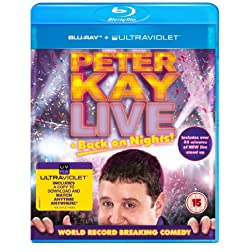 Live Back on Nights [Blu-ray]
