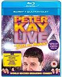 Peter Kay: Live & Back on Nights (Blu-ray + UV Copy)