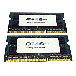 16gb (4x4gb) Memory Ram 4 Asus/asmobile G73jw-a1, G73jw, G73sw Notebooks Ddr3 by CMS