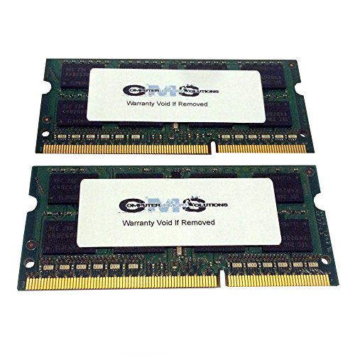 Click to buy 16GB (2x8GB) sodimm CMS Memory RAM for Lenovo IdeaPad Y470 0855-xxx Series DDR3 by CMS Brand - From only $107