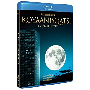 Koyaanisqatsi [Blu-ray] [Version restaurée]