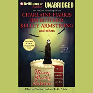 Many Bloody Returns Audiobook