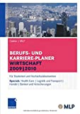 img - for Gabler   MLP Berufs- und Karriere-Planer Wirtschaft 2009   2010: F r Studenten und Hochschulabsolventen (MLP Wirtschaft Karriereplaner) (German Edition) book / textbook / text book