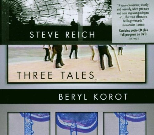 Reich: Three Tales + DVD
